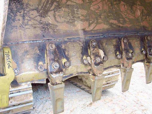 Backhoe Bucket Equipment Repair and Welding Atlanta GA Covington Conyers Logaville GACovington Conyers Logaville GA