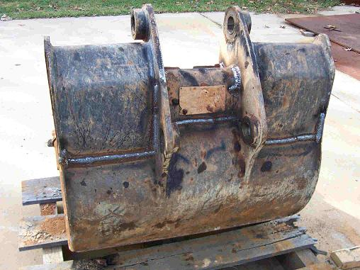 Bucket Equipment Repair and Welding Atlanta GA Covington Conyers Logaville GA