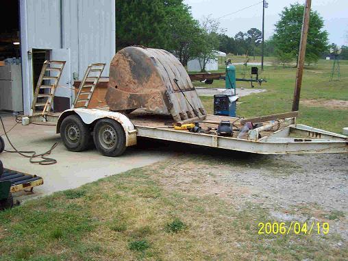 Backhoe Bucket Equipment Repair and Welding Atlanta GA Covington Conyers Logaville GA