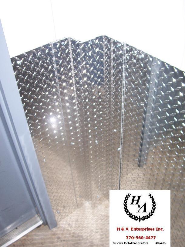 Aluminum Deck Plate Atlanta