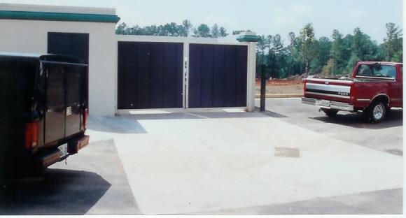 Dumpster Gate Atlanta GA