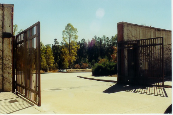 Atlanta Aluminum Access Gate Repair Aluminum Gate Repair on Site Same Day Atlanta
