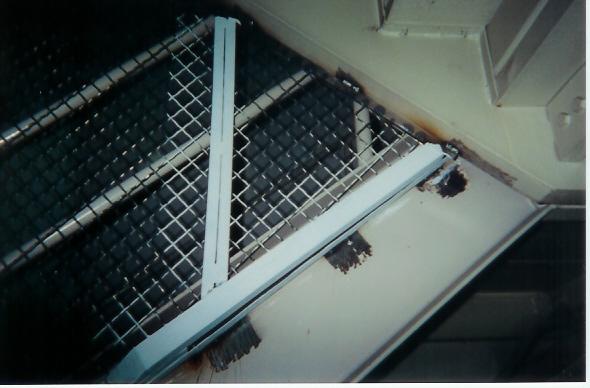 Atlanta Stairwell  Access Gate Atlanta