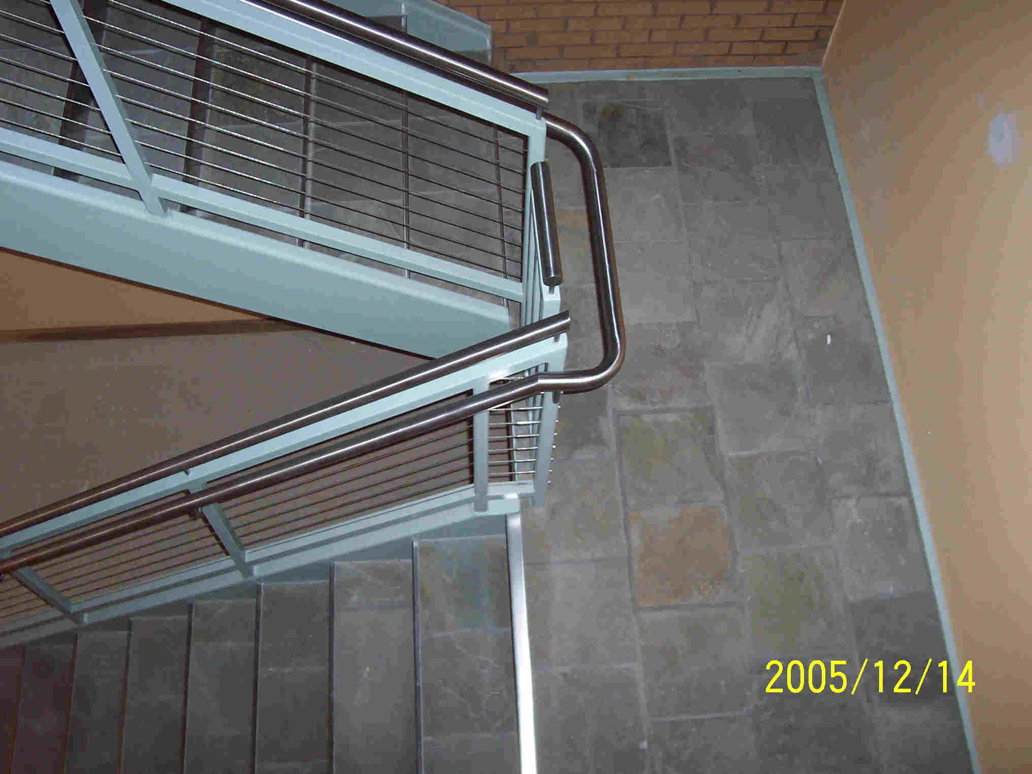 Polished Stainless Cable Rails Atlanta
