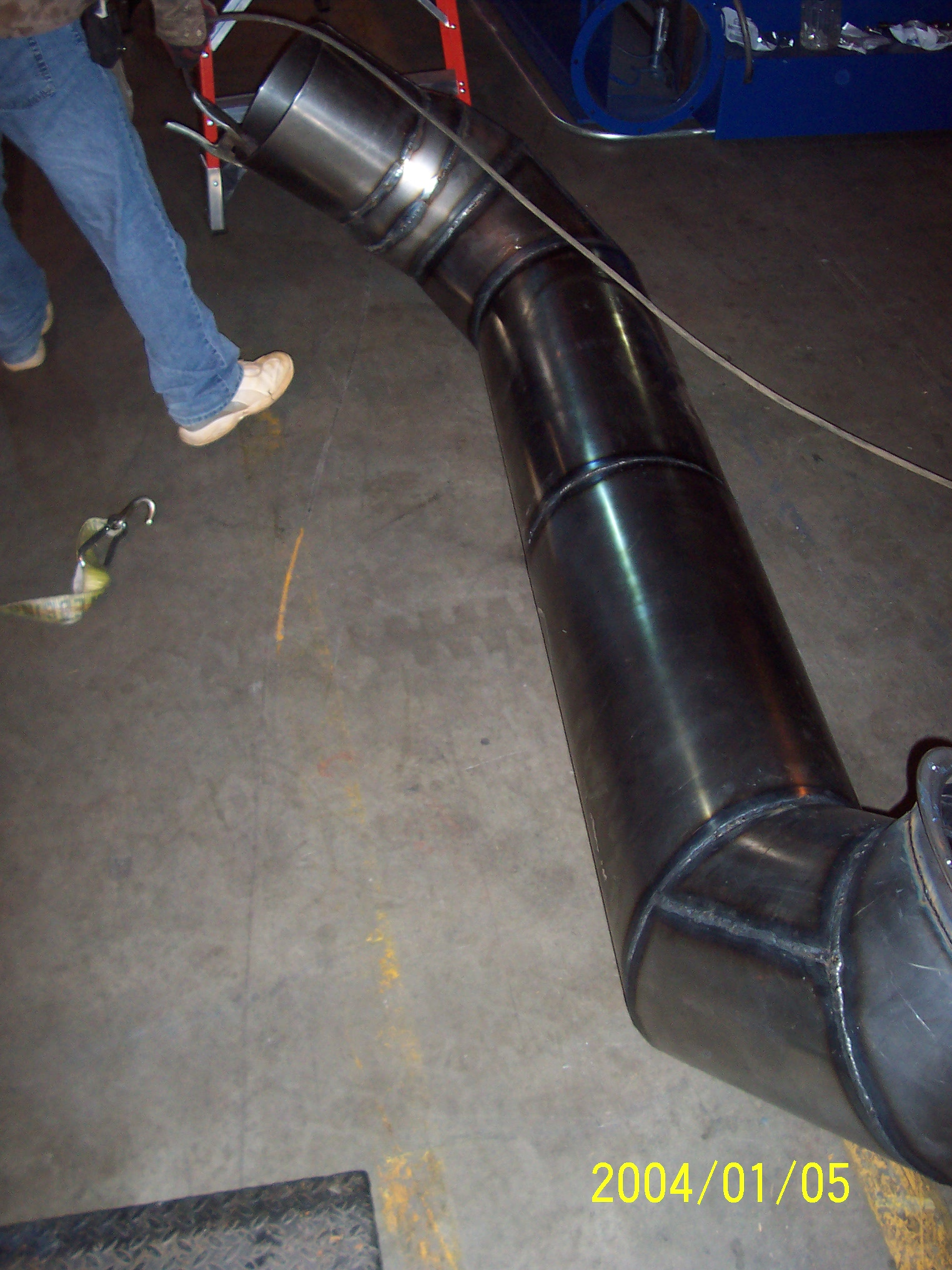 Industrial Duct Work Atlanta