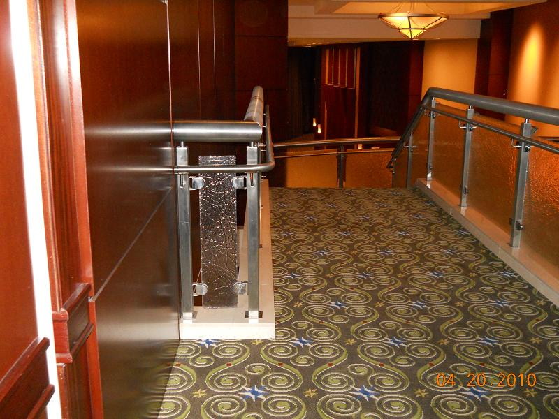 Stainless Hand Rail Atlanta ADA Aluminum Handicap Hand Rails H & A Enterprises Inc