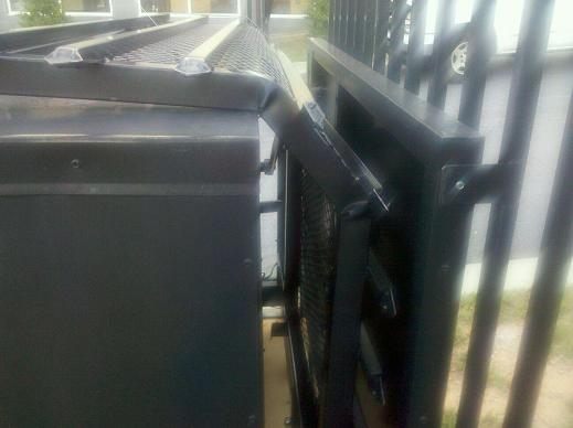 Automatic Aluminum Gate Repair on Site Same Day Atlanta, Remote Controlled