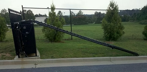 Atlanta Fence, Gate Install, Gate Repair Aluminum, Automatic Gate, Remote Control Gates